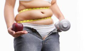 как я похудела, правильно питаясь