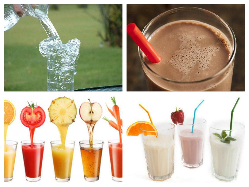 Питьевая диета что по пить