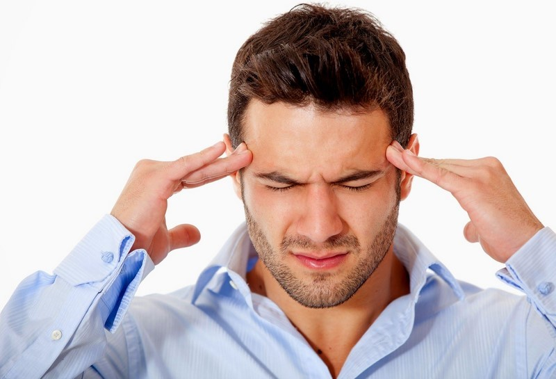 головная боль у мужчины