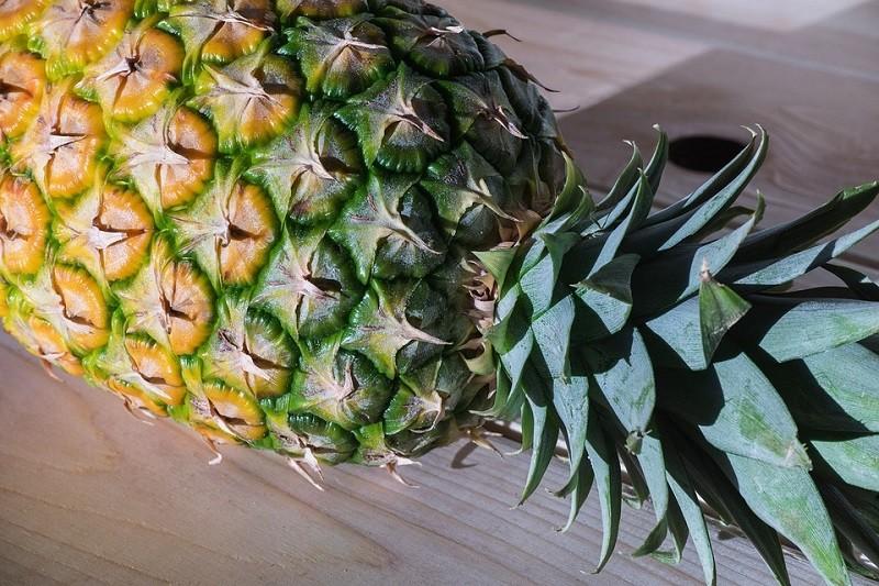 как довести ананас до спелости