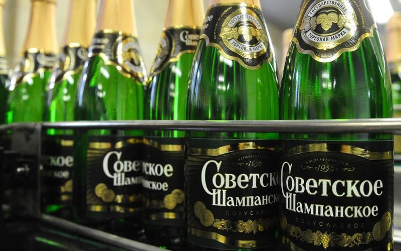 советские напитки